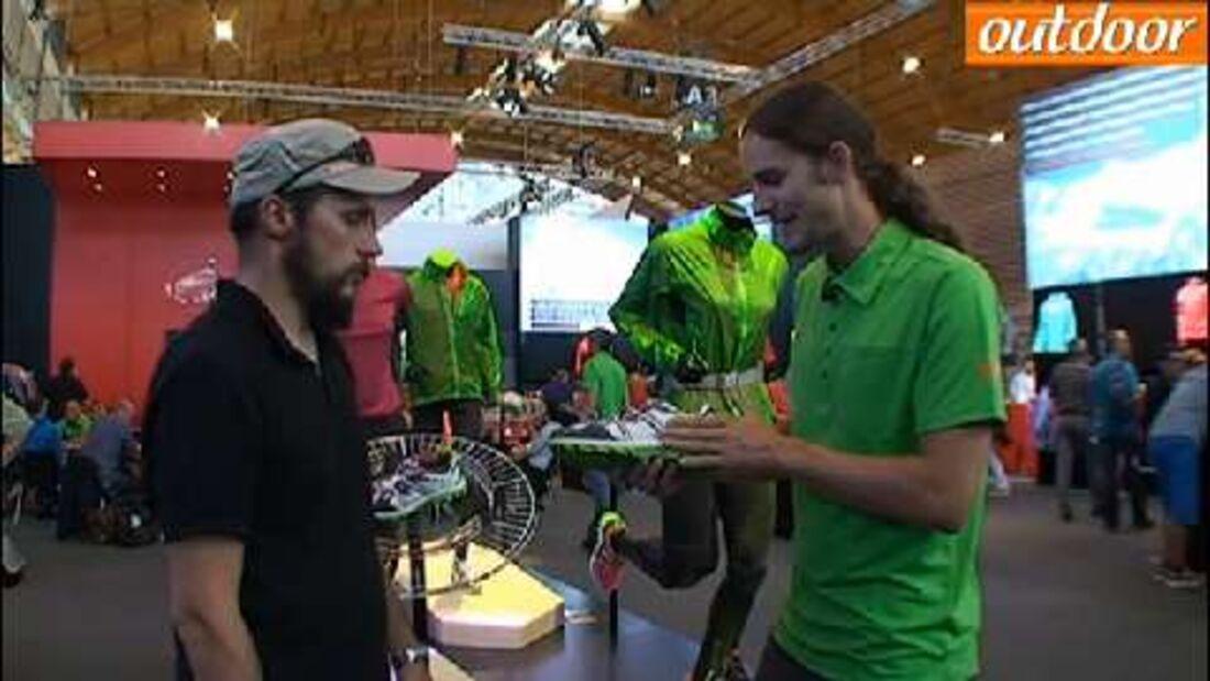 Mammut Trailrunning-Kollektion für 2013