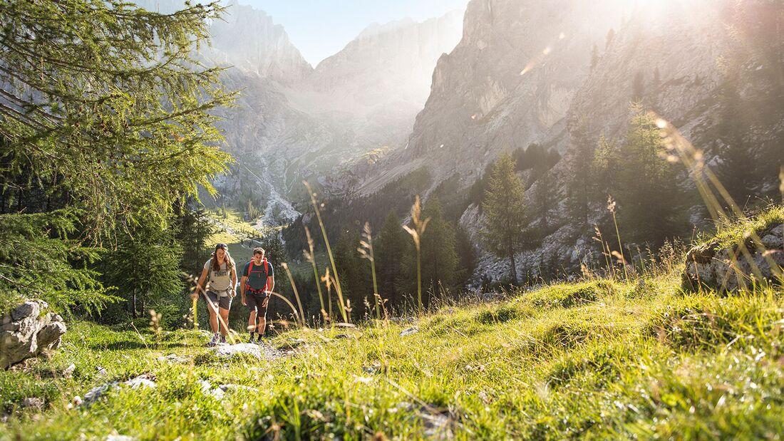 Marmolata - Dolomiten