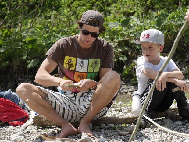 Marmot Family Camp Kleinwalsertal 2016 10
