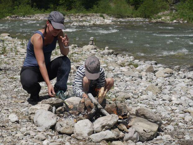 Marmot Family Camp Kleinwalsertal 2016 11