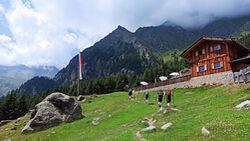 Meraner Höhenweg, Südtirol