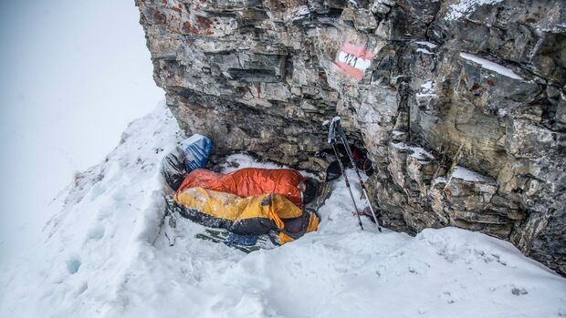 Micro Adventures im Winter, Interview Christo Foerster