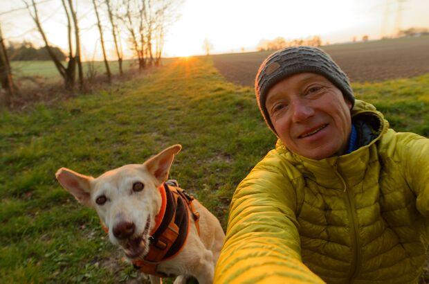 Microadventures - Sunrise Walk mit Hund