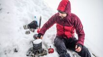 Microadventures im Winter, Interview Christo Foerster