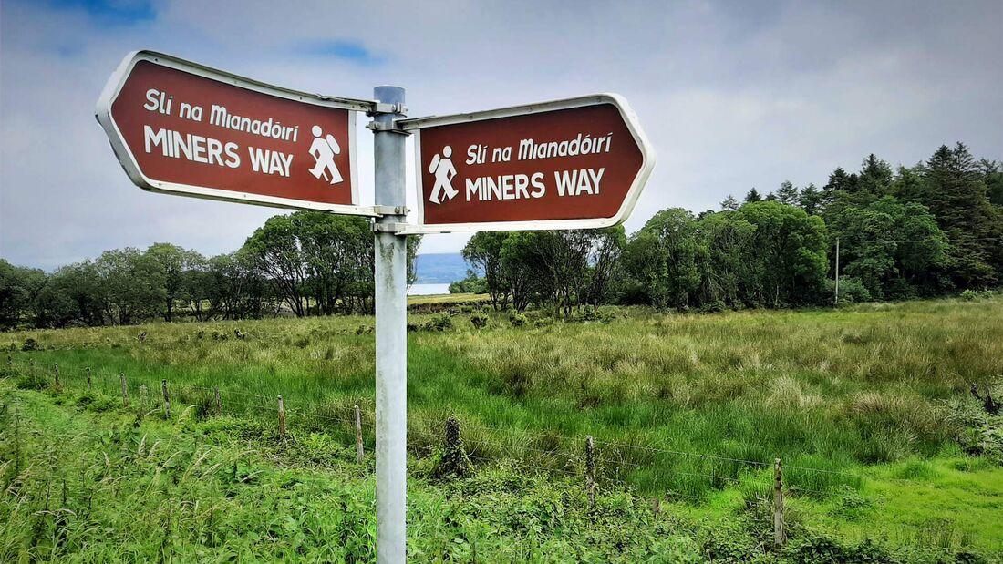 Miners Way, Irland