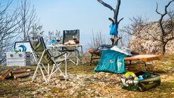 Mit diesem Equipment gönnt man sich beim Camping etwas Luxus, 7 Tipps