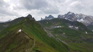 Montafon - Golmer Höhenweg