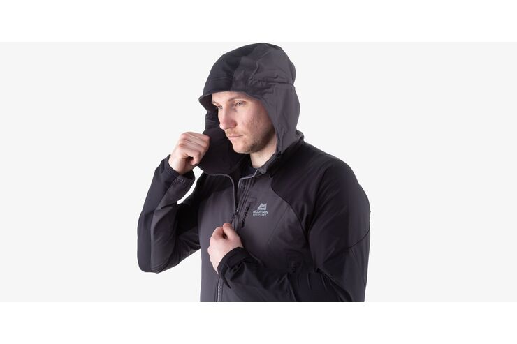 Mountain Equipment Frontier Hooded Jacket Softshell