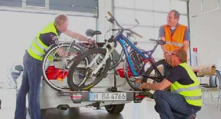 MountainBIKE Fahrradträgertest