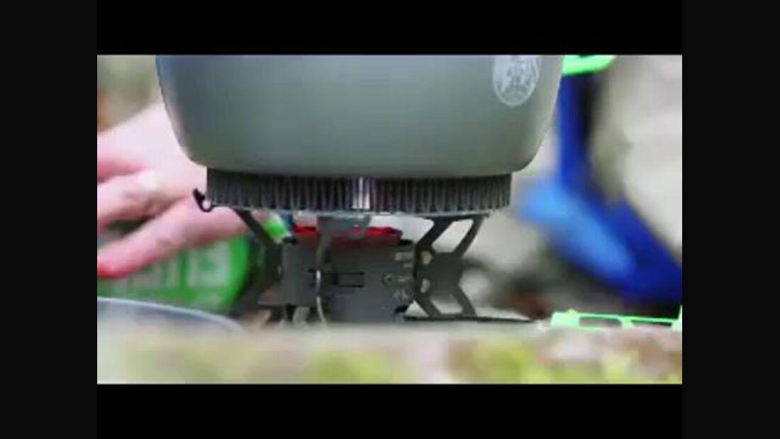 Multifuelkocher: Optimus Nova