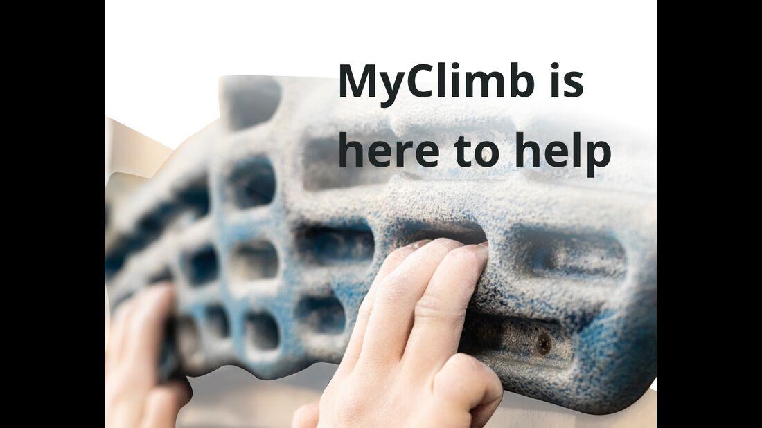 MyClimb App