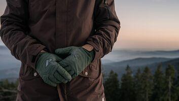 Nachhaltigkeit: Handschuhe Zanier X Bleed