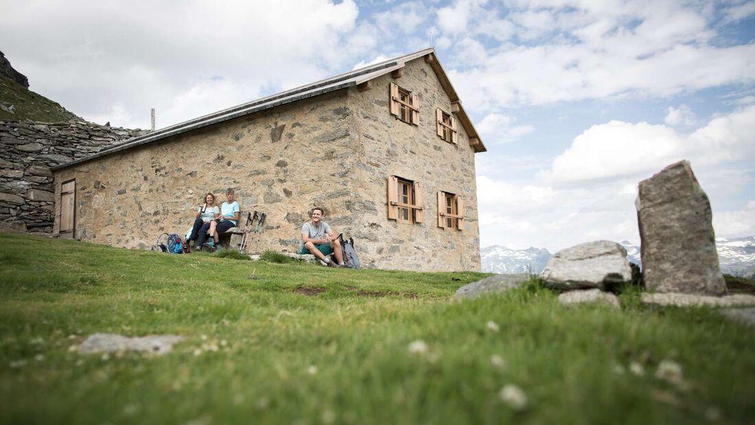 Neue Prager Hütte am Großvenediger