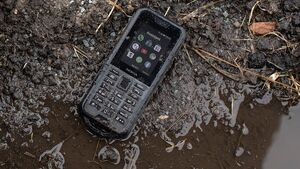 Nokia 800 tough Outdoorhandy