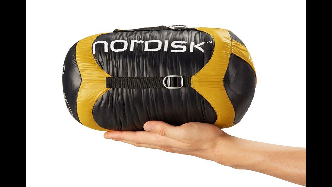 Nordisk Oscar -2° - Kunstfaserschlafsack