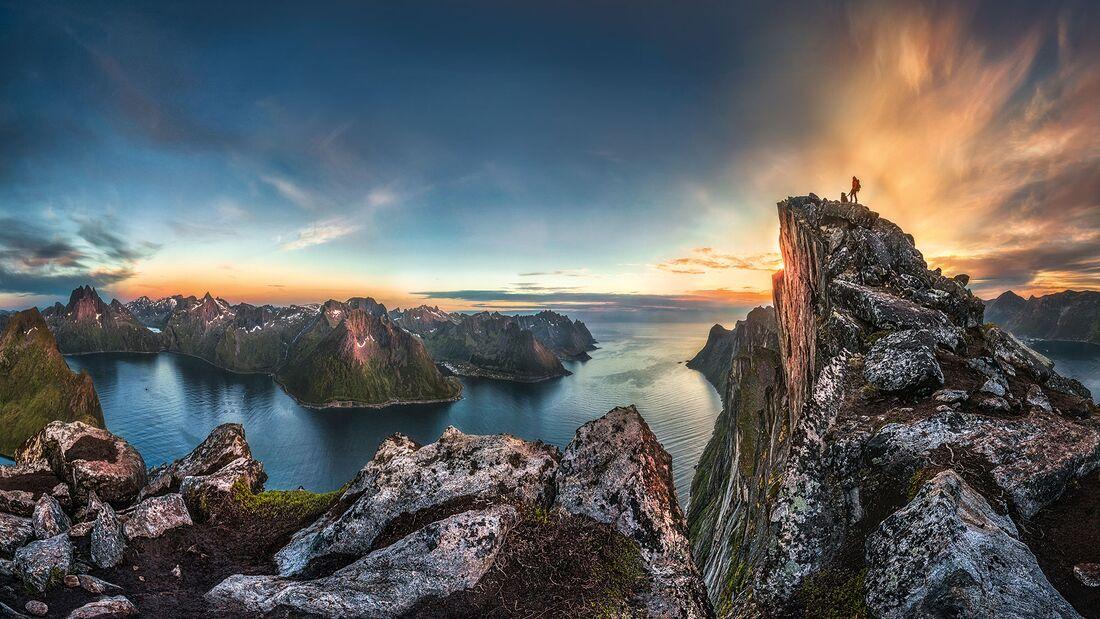 Norwegen - Senja