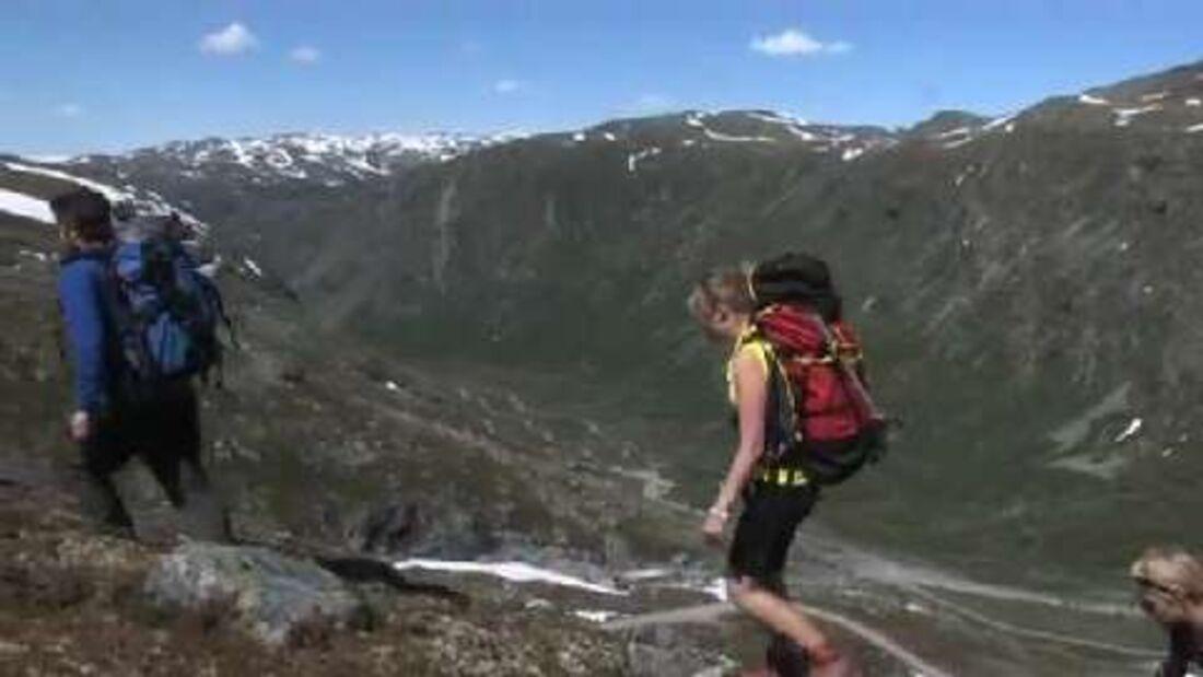 Norwegen: Wandern im Nationalpark Jotunheimen