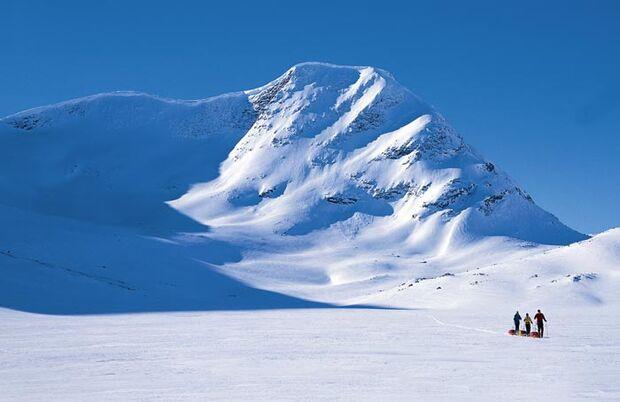 OD 0108 Jotunheimen Ski und Pulka