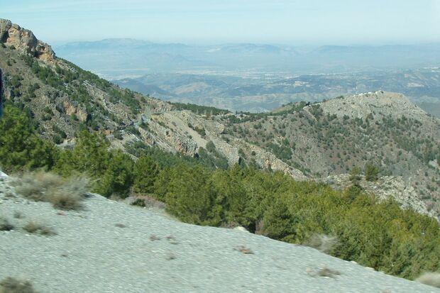 OD 0111 Reise Nationalparks Spanien Sierra Nevada (jpg)