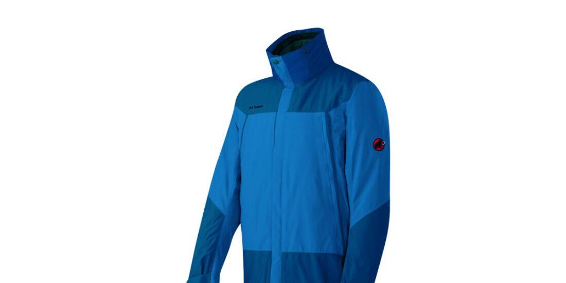 new style a37d8 13ff3 Testbericht: Mammut Ayako 4S Jacket - outdoor-magazin.com