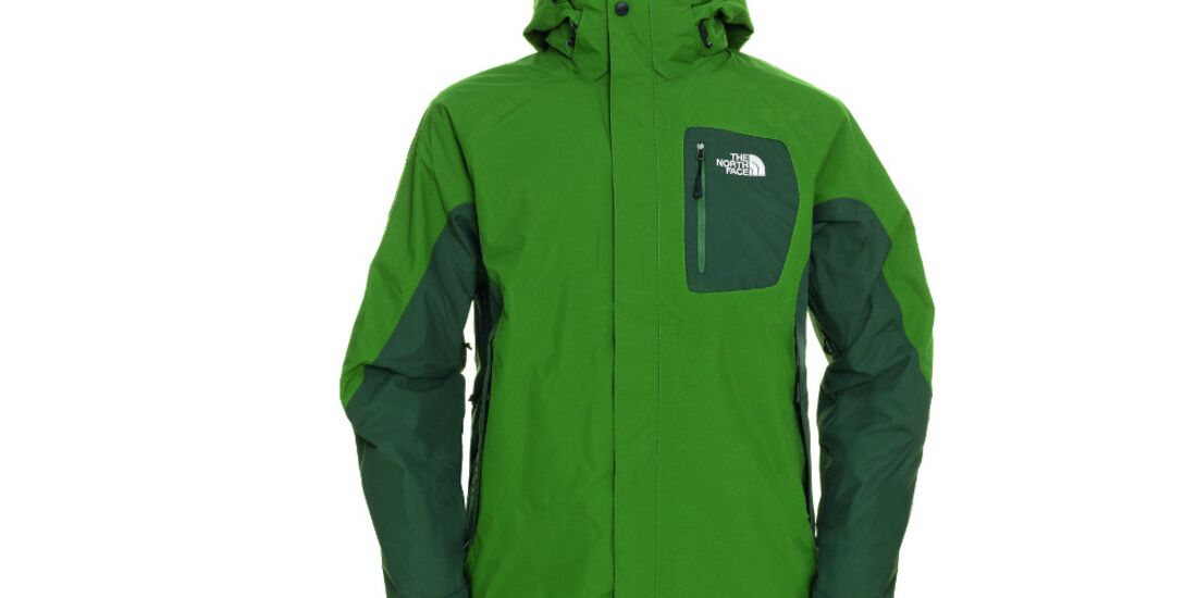 new concept 53f2f c8a88 Testbericht: The North Face Mens Atlas Triclimate Jacket ...