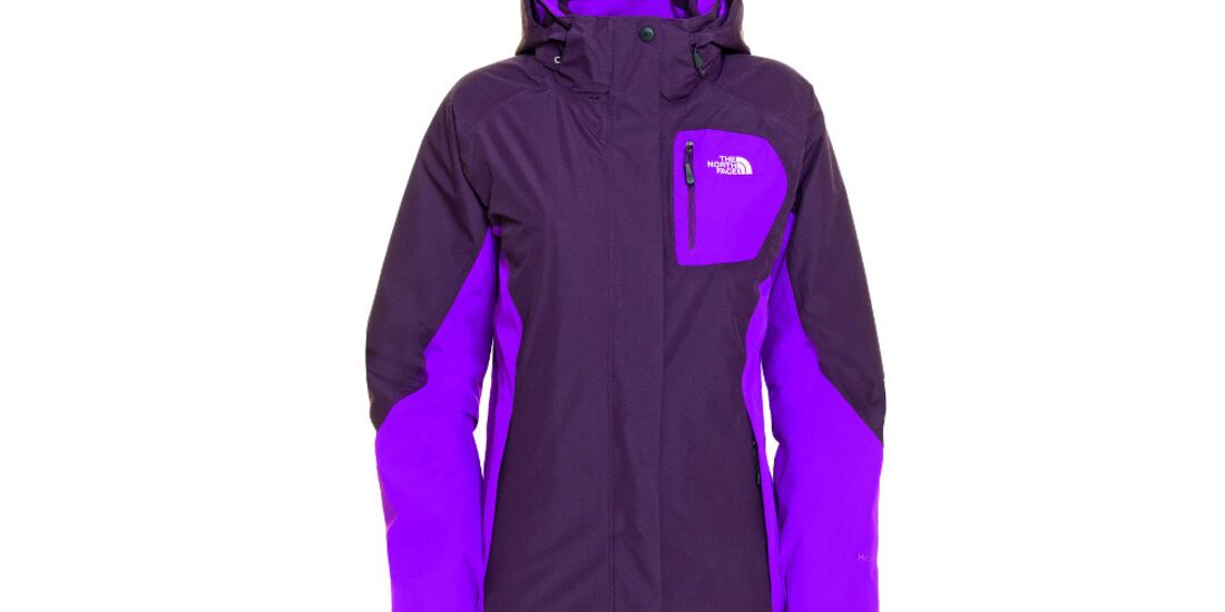 low priced cf389 cd9b5 Testbericht: The North Face Womens Atlas Triclimate Jacket ...