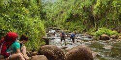 OD 0117 Treks der Welt Traumziele Abenteuer Trekking Bergtouren Weltreise