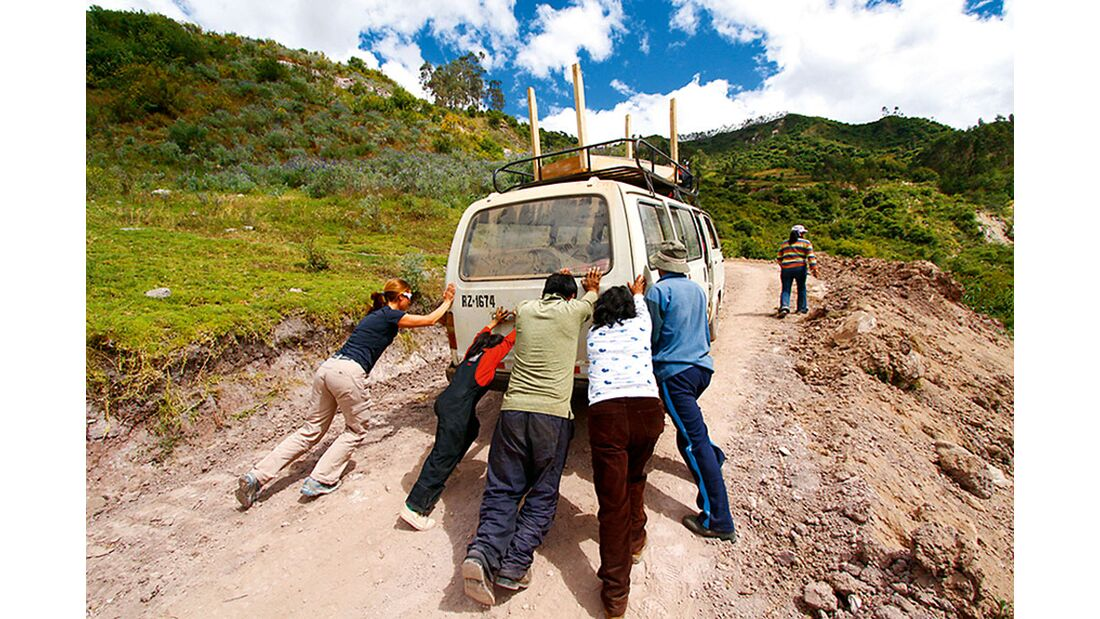 OD 0211 Reise Machu Picchu Salkantay Trek Bild (jpg)