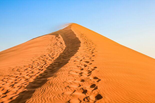 OD 0212 Namibia Afrika Düne Wüste Sand Namib