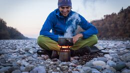 OD 0216 tested on tour Alb-Forming Wood Stove