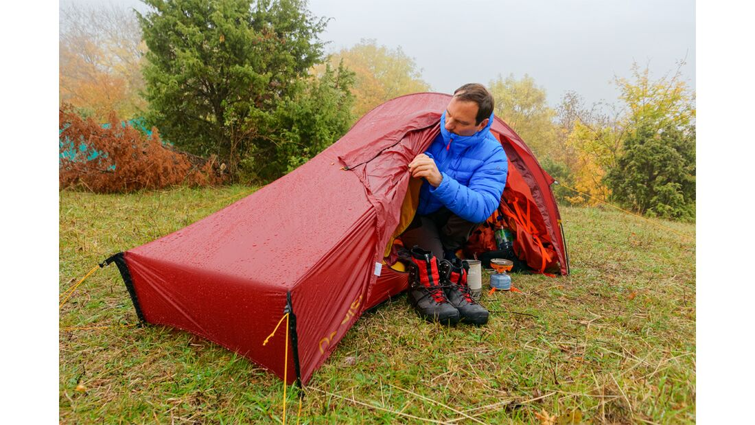 OD 0216 tested on tour Nordisk Telemark 1