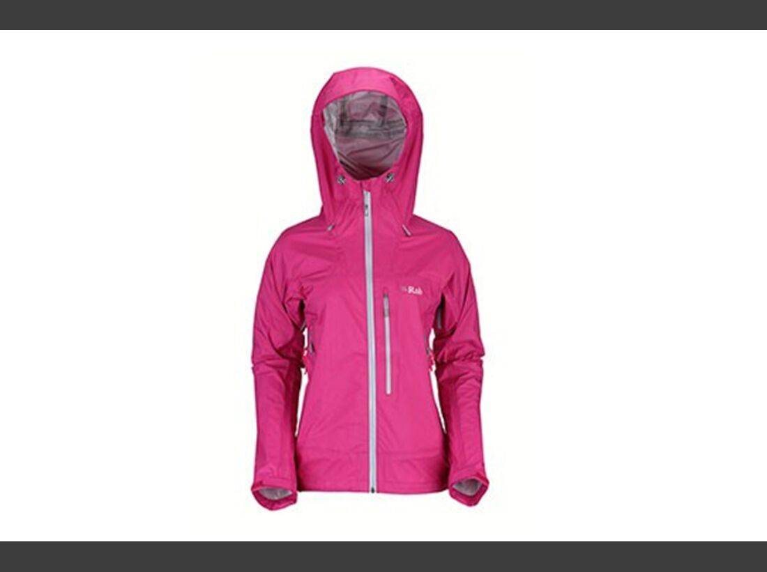 OD 0315 Tested on Tour Rab Womens Xiom Jacket