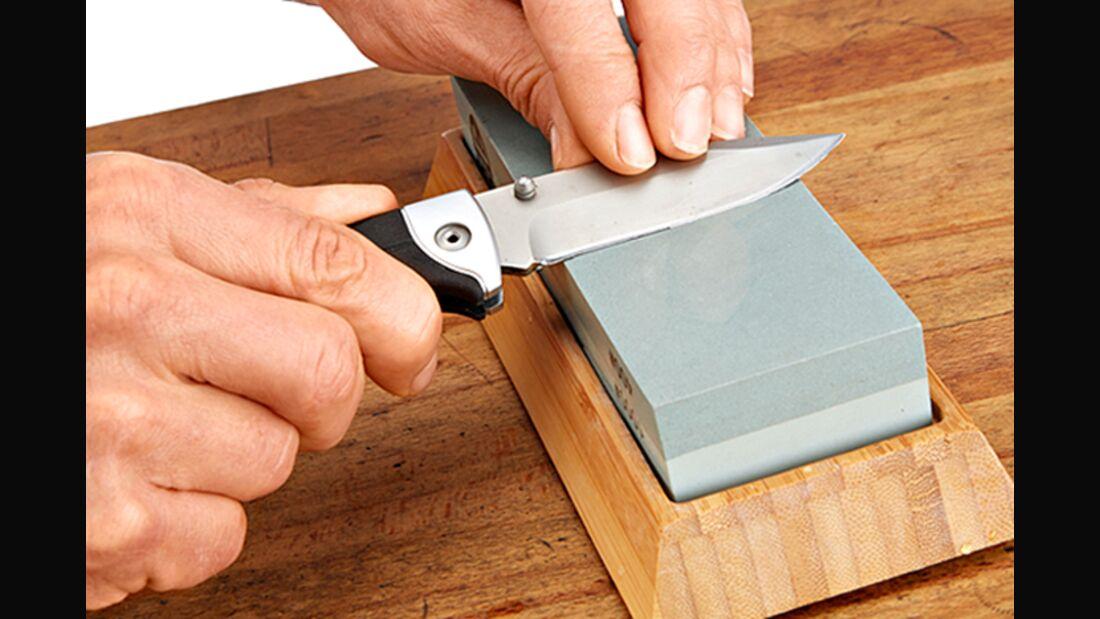 OD 0316 Instructor Messer schärfen scharf