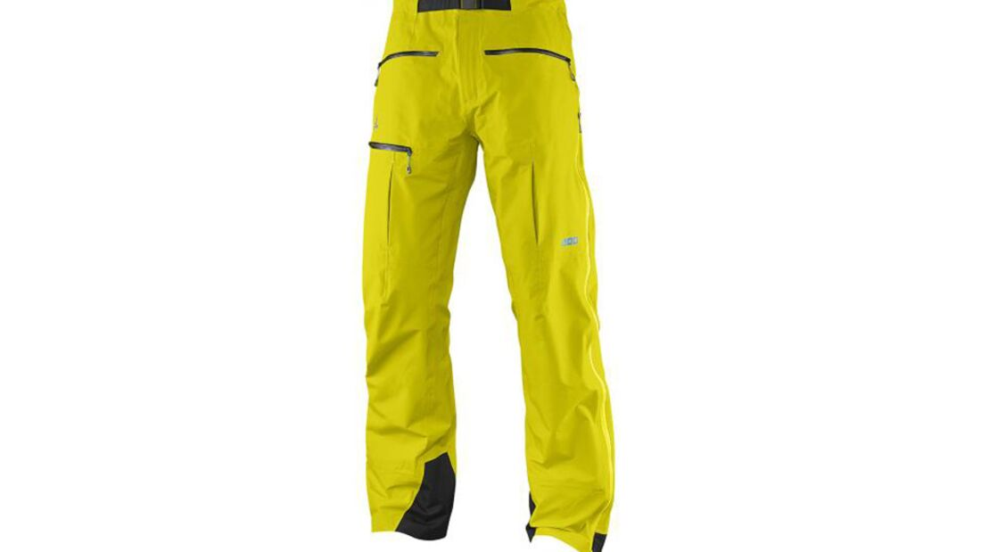 OD 0316 tested on tour Salomon S Lab x-alp pro pant