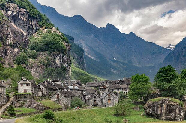 OD 0319 Schweiz Tourismus Tessin Advertorial Foto-Safari Tag 1 Val Bavona