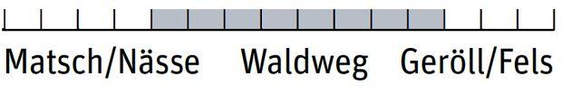 OD 0319 Wanderschuhe Einsatzbereich - Salomon Outline GTX