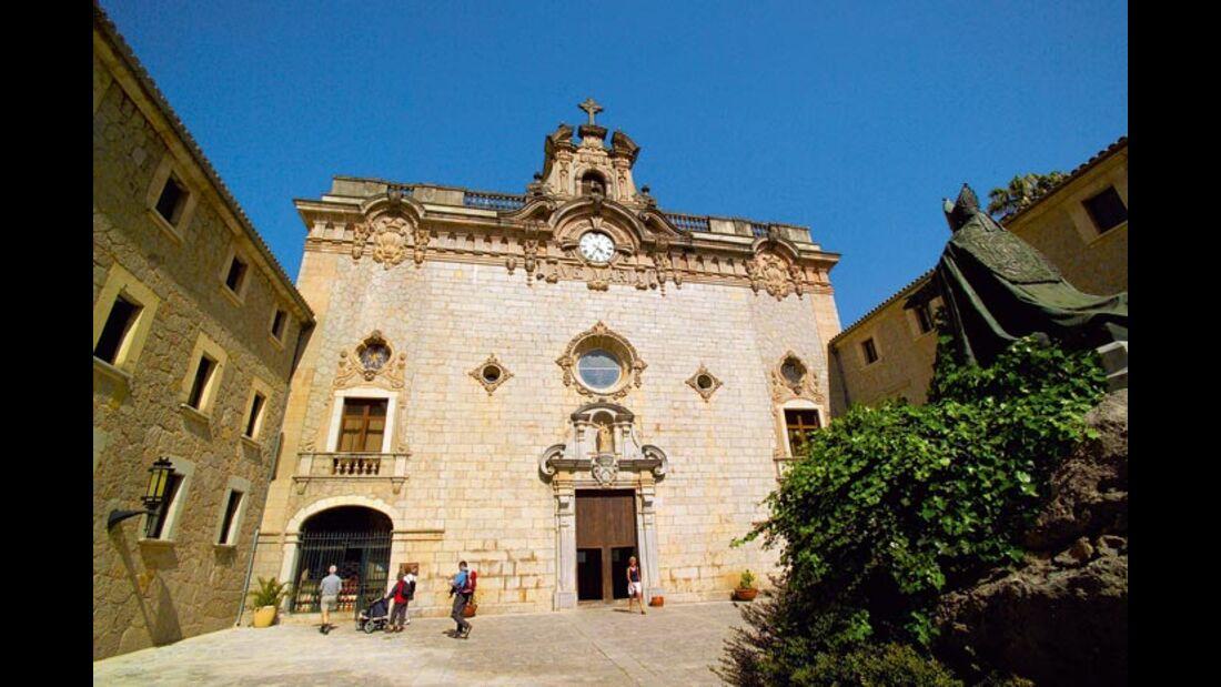 OD 0408 Mallorca Santuari de Lluc