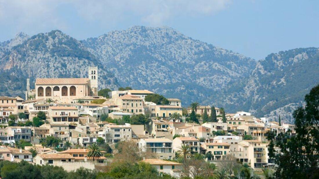 OD 0408 Mallorca Valldemossa