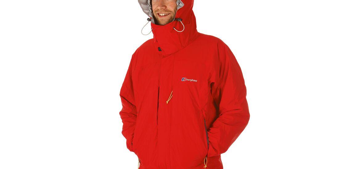best service 6f7e1 1a3d0 Testbericht: Jacke Berghaus Sanctity Jacket - outdoor ...