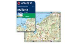OD 0416 kompass wanderkarte mallorca