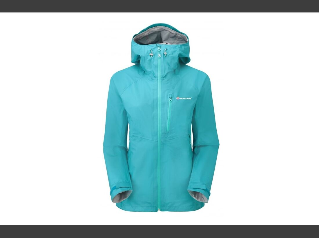 OD 0417 Funktionsjacken Montane Air Jacket Damen