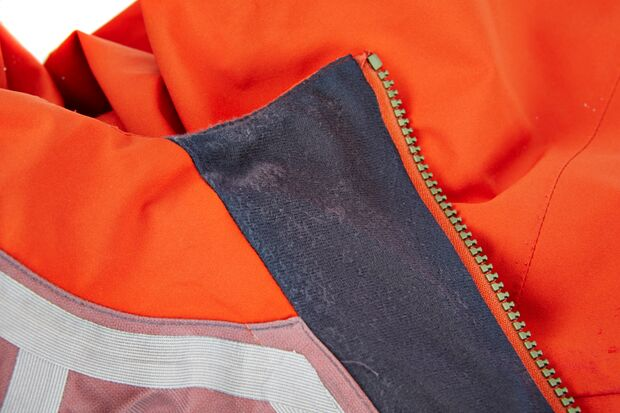 OD 0417 Funktionsjacken Pro Contra Wasserspeicher Fleece