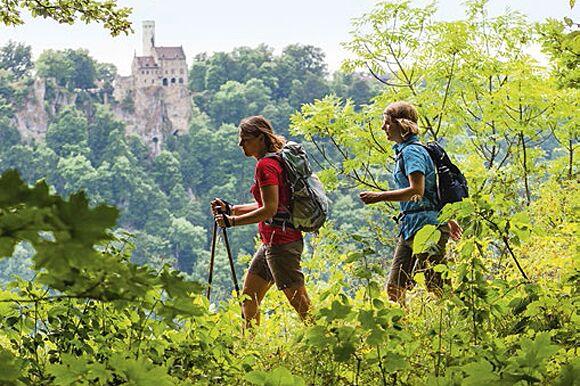 OD 0417 Schwäbische Alb Schloss Lichtenstein teaser klein