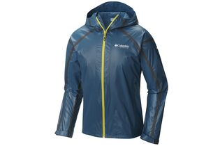 Test: Columbia Outdry Gold Tech Shell outdoor