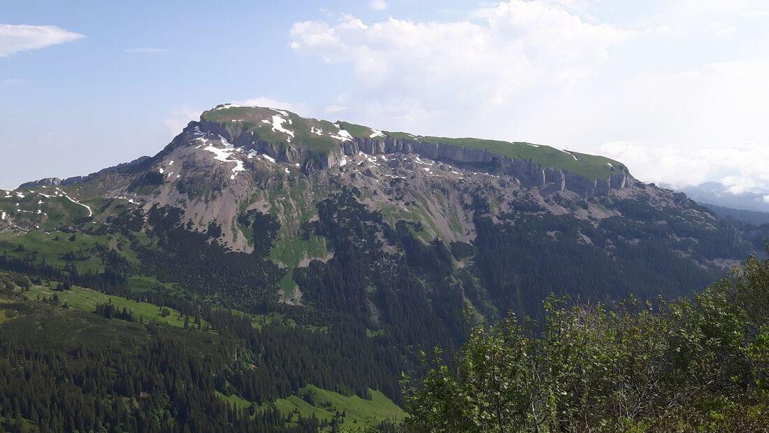 OD 0419 Oberstdorf Allgaeu Allgaeuer Alpen Tour 2 Ifen Teaser