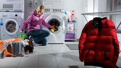 OD 0511 Basislager Pflegetipps Bekleidung waschen Funktionsjacke Schuhe Waschmaschine