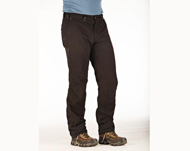 Hickory schwarze Herren Wanderhose Outdoorhose Trekkinghose