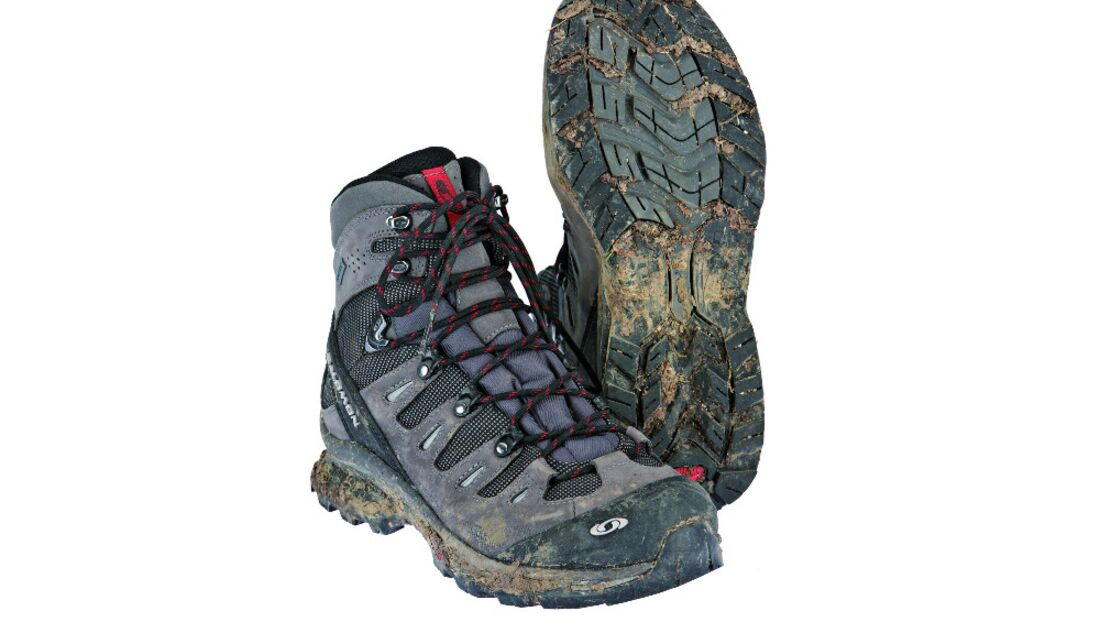 Testbericht: Salomon Quest 4D outdoor
