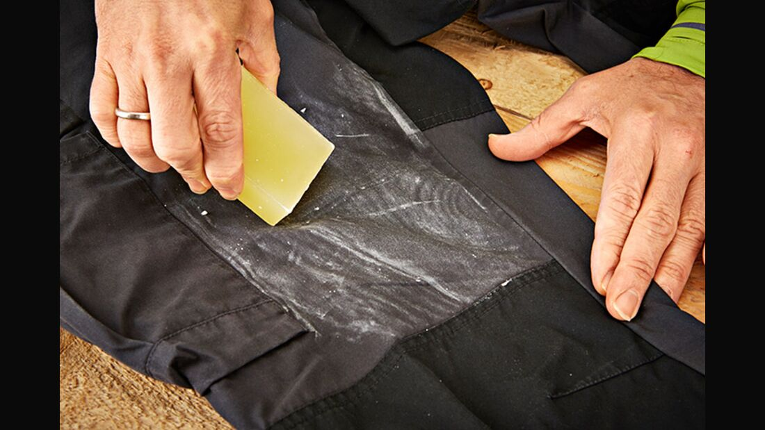 OD 0516 Basislager Instructor Wachs imprägnieren Kleidung Pflege Fjällräven