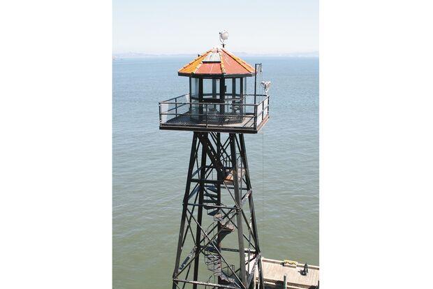 OD 0516 Klo im Nirgendwo Alcatraz